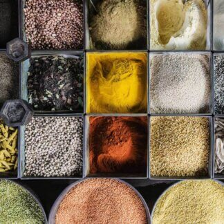 Food Grains, Oil & Masala